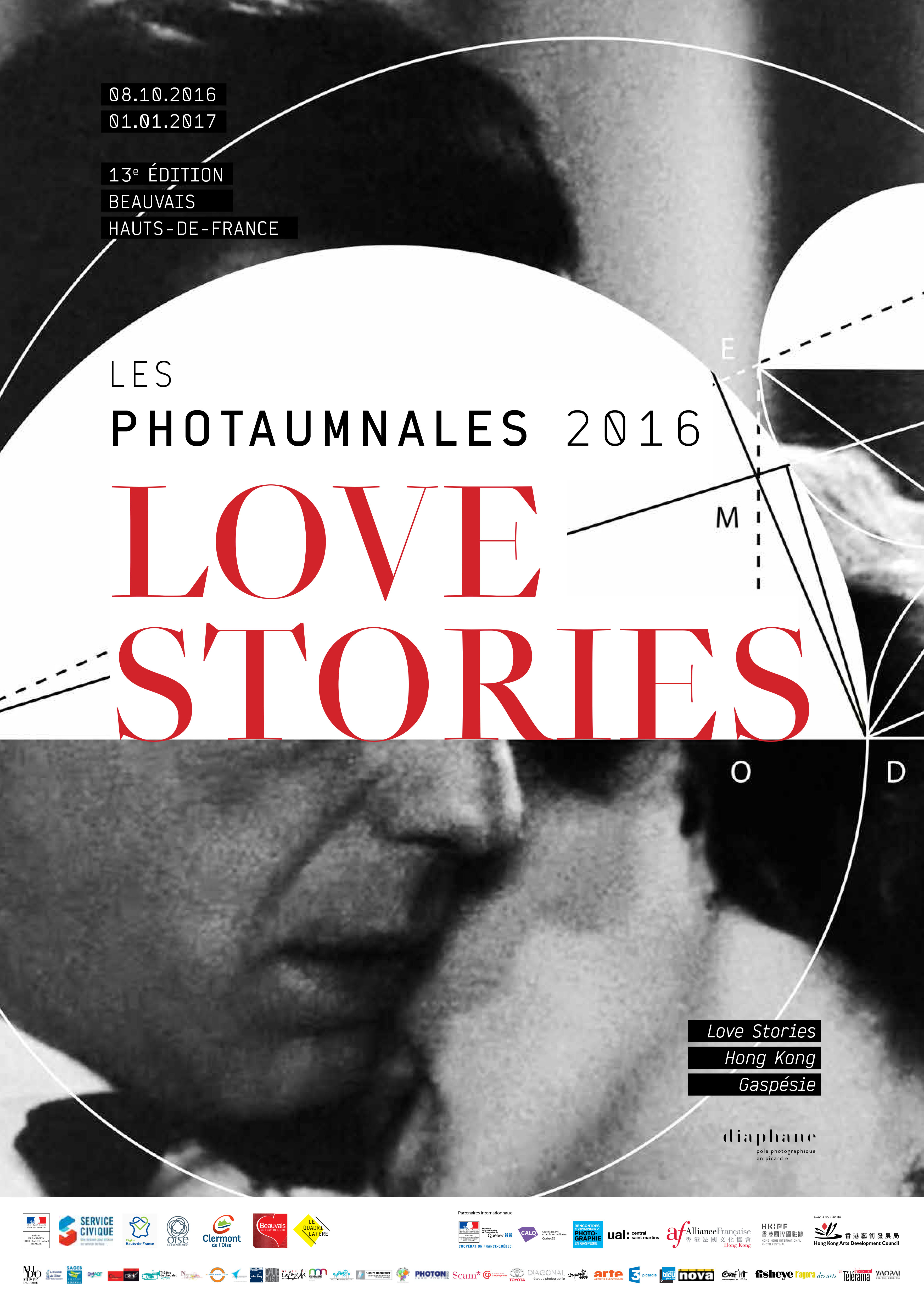 © mounir fatmi Les Photaumnales Love Stories 13ème édition